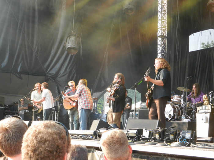 My Morning Jacket Trampled by Turtles