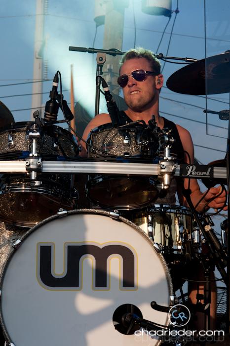 Umphreys McGee drums