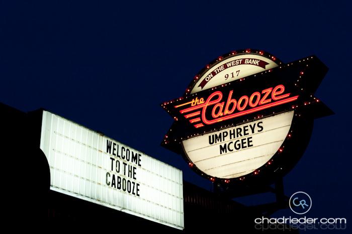 Umphrey's McGee The Cabooze