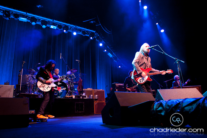 Tom Petty And The Heartbreakers At Target Center