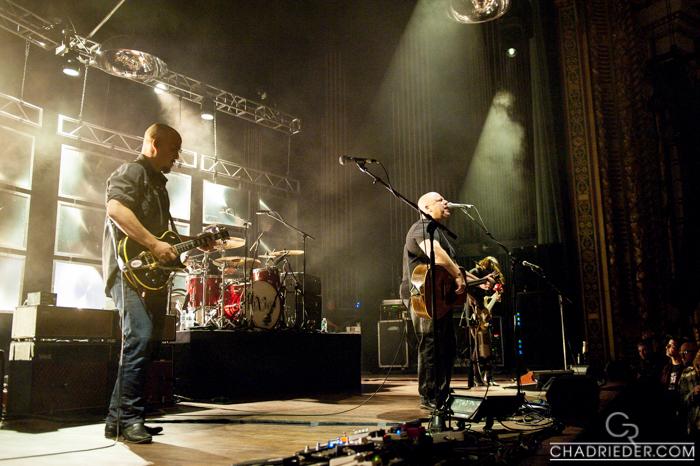 Pixies State Theater Minneapolis
