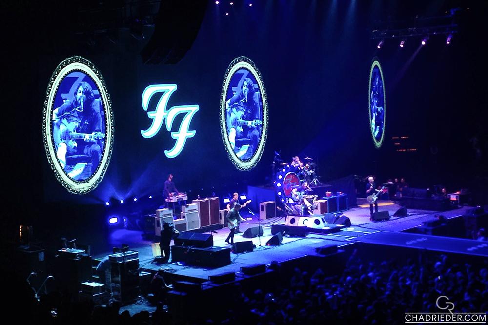 Foo Fighters Xcel
