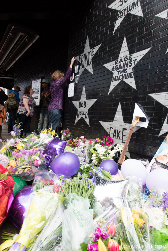 Prince First Ave star