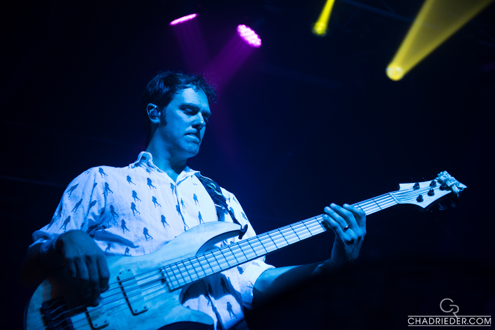 Ryan Stasik bass