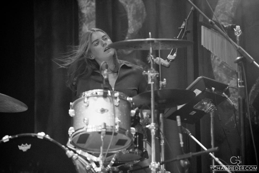 Borns drummer