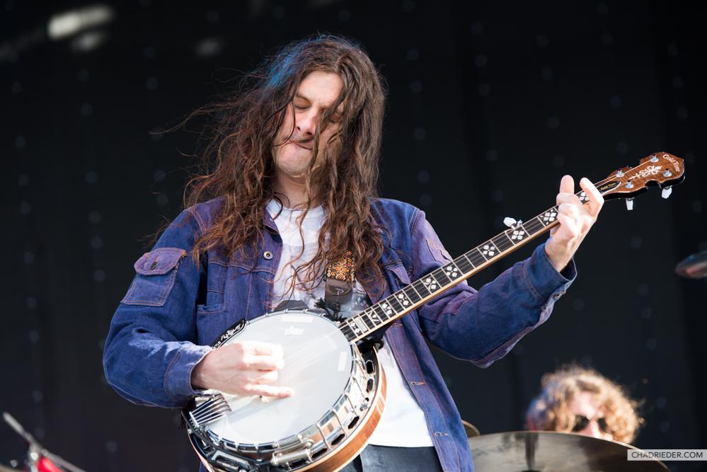Kurt Vile banjo