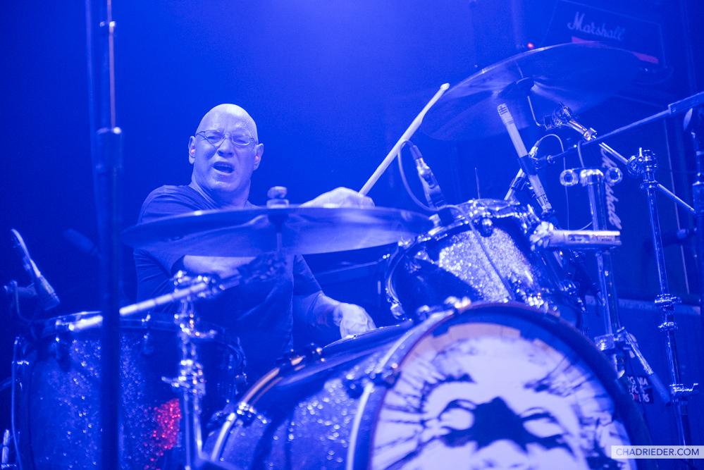 Dinosaur Jr drummer