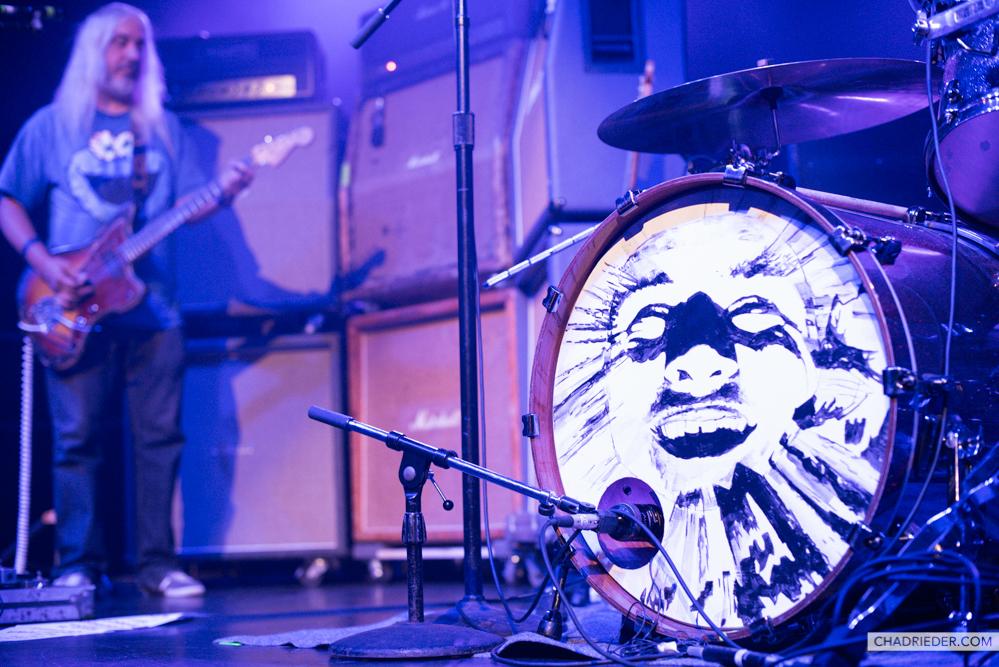 Dinosaur Jr drums