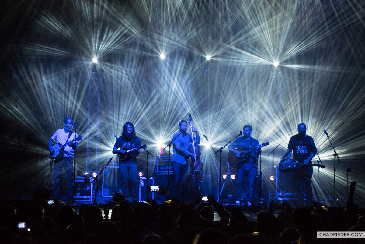 Greensky Bluegrass At Palace Theatre In St Paul Photo Review