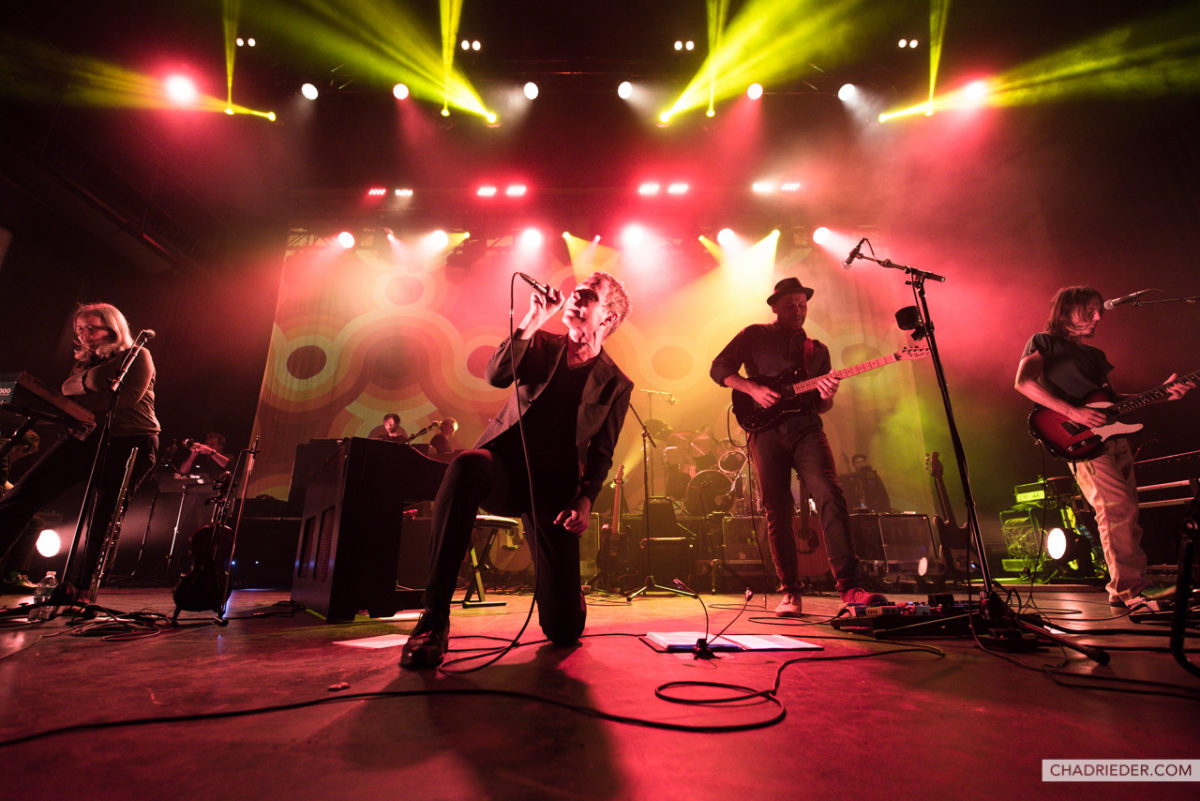 Belle and Sebastian Palace Theatre review