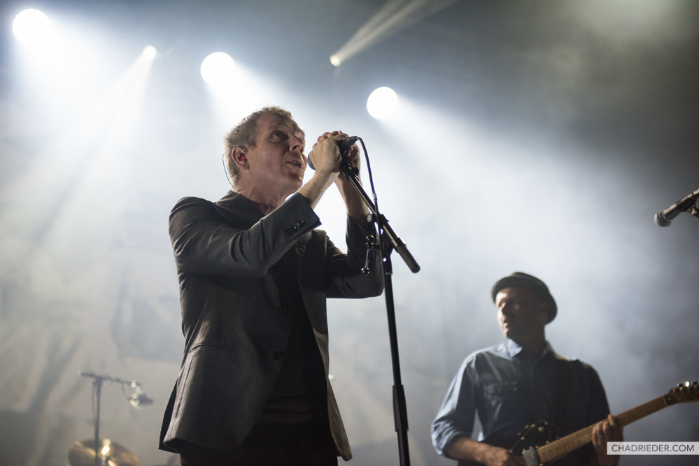Belle and Sebastian Palace Theatre review 2017