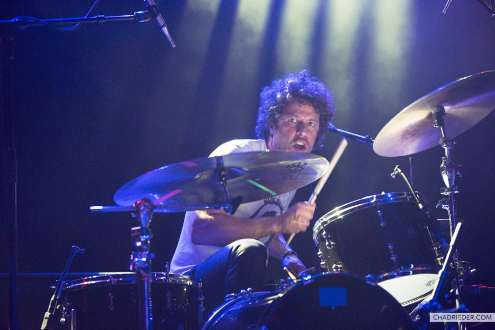 Gary Clark Jr. drummer