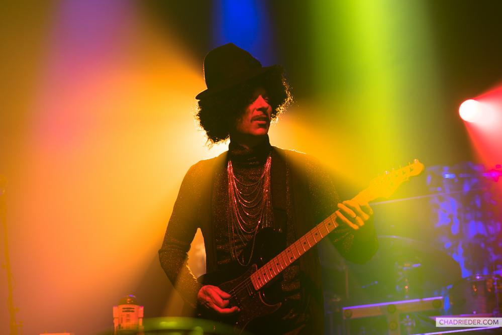 Jake Cinninger Prince Halloween