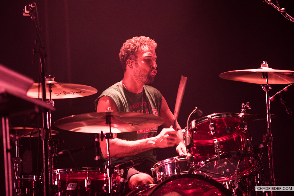 Queens of the Stone Age Jon Theodore