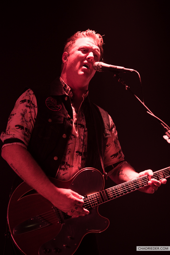 Queens of the Stone Age Roy Wilkins