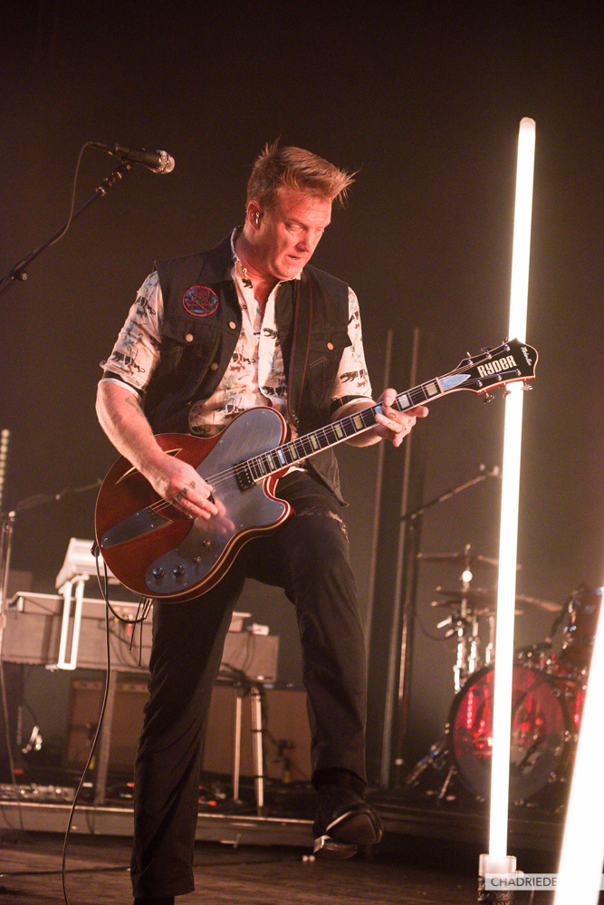 Queens of the Stone Age Roy Wilkins Josh