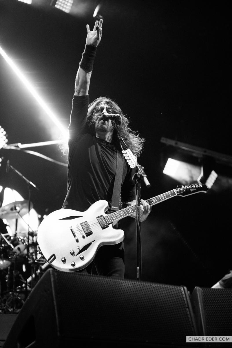 Foo Fighters 2017