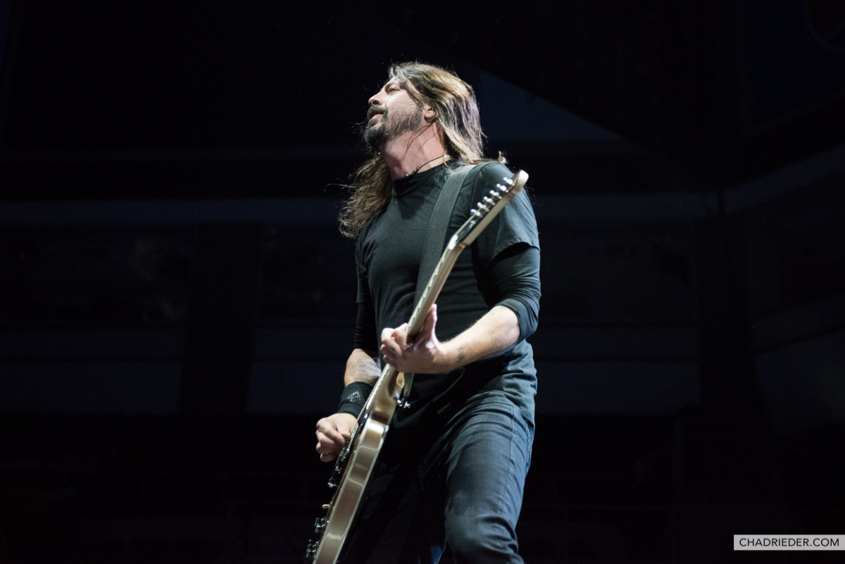 Foo Fighters Dave 2017