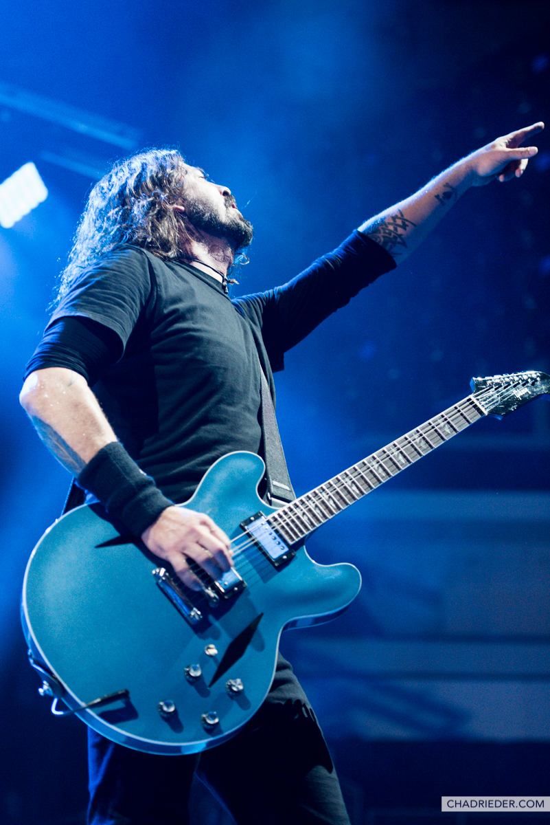 Foo Fighters Dave guitar