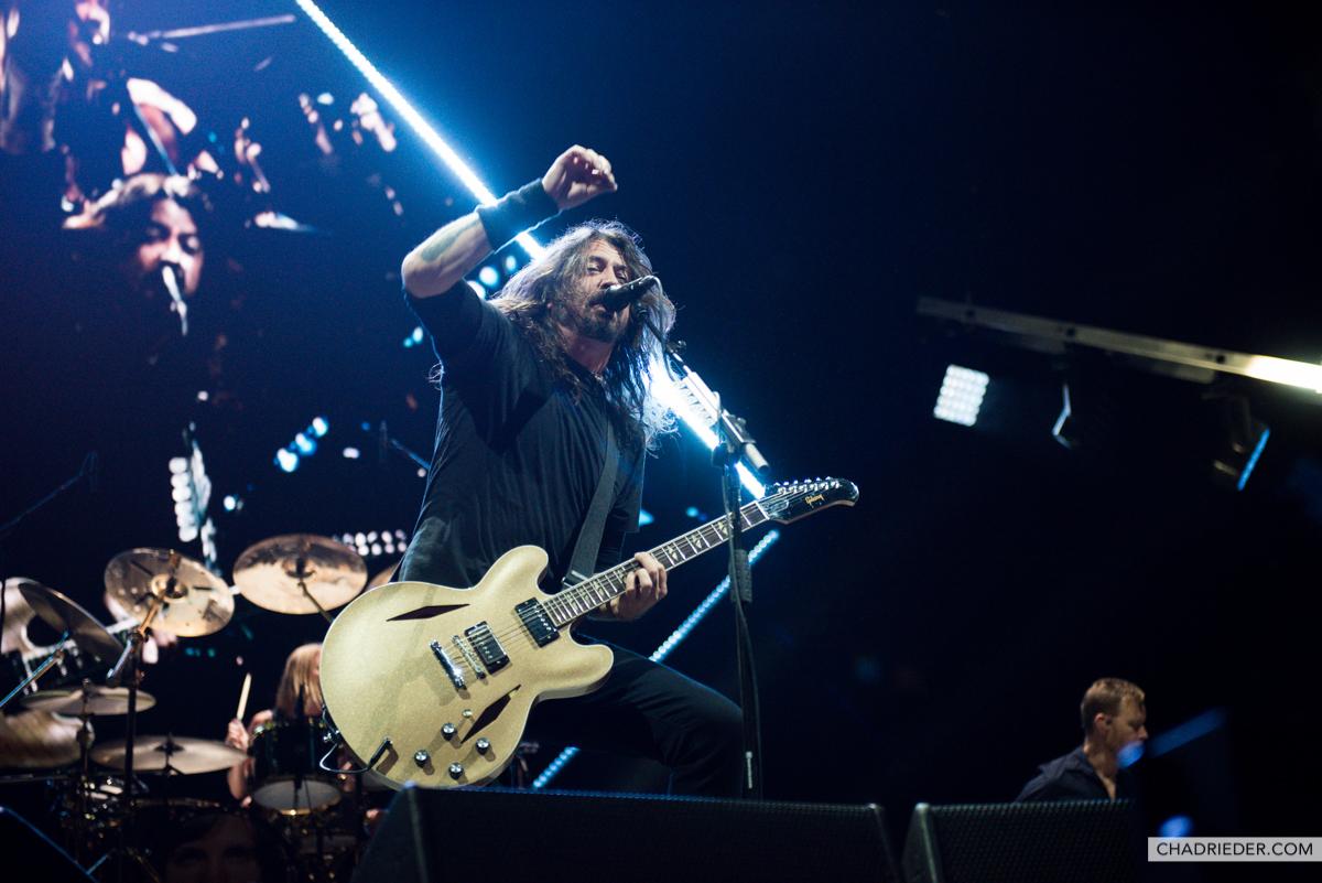Foo Fighters Denny Sanford