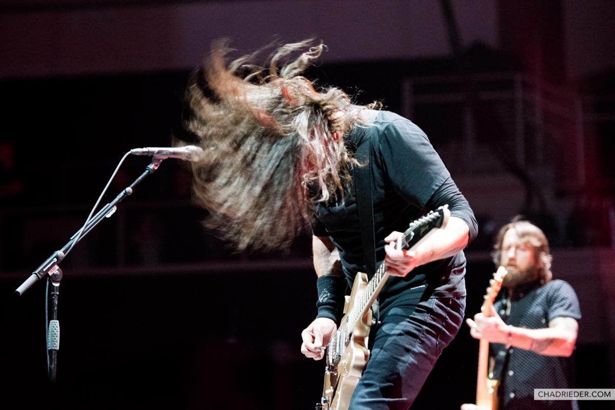 Foo Fighters rock