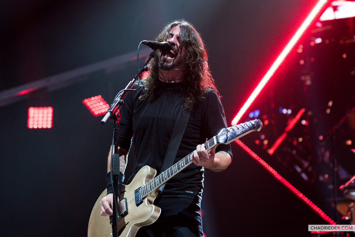 Foo Fighters Sioux Falls review