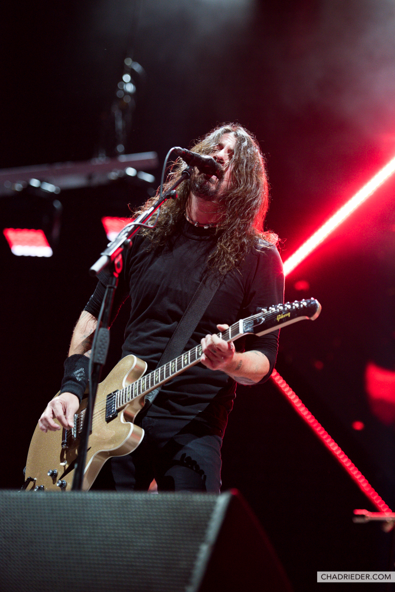 Foo Fighters Sioux Falls