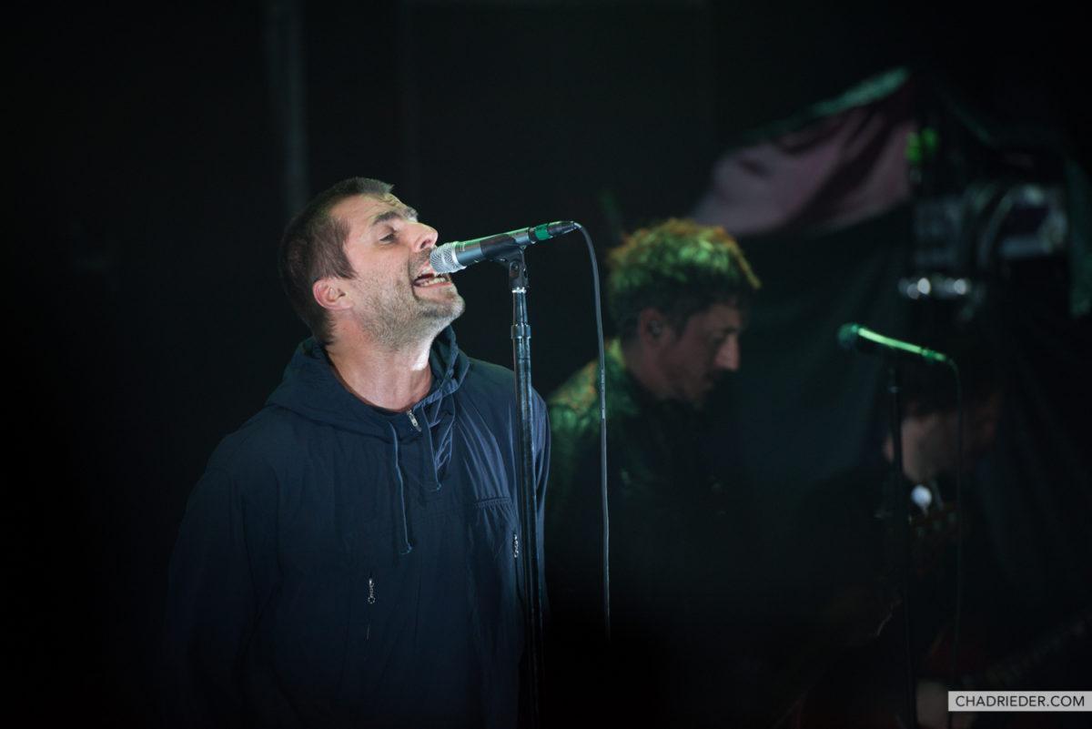 Liam Gallagher First Avenue