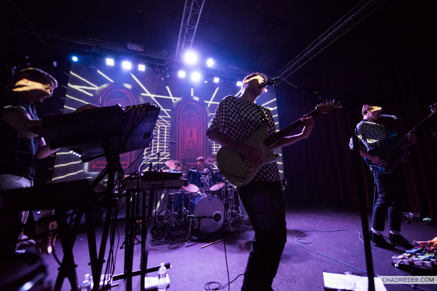 Django Django brings Marble Skies to Fine Line Music Cafe
